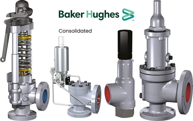Consolidated – Safety Valves