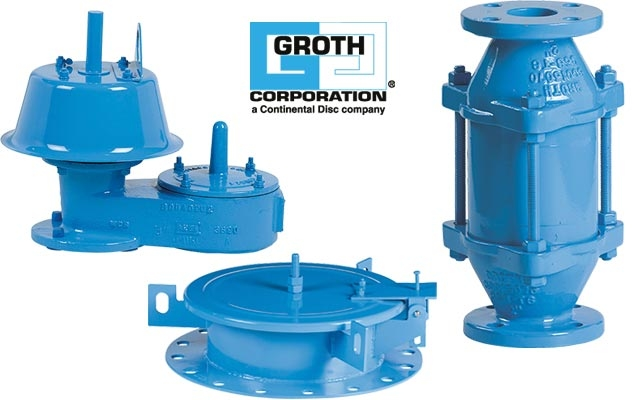 GROTH – Tank Protection