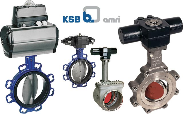 KSB AMRI produits