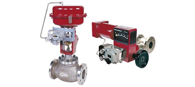 E.P. & S. Engineered Products and Services - vannes de régulation