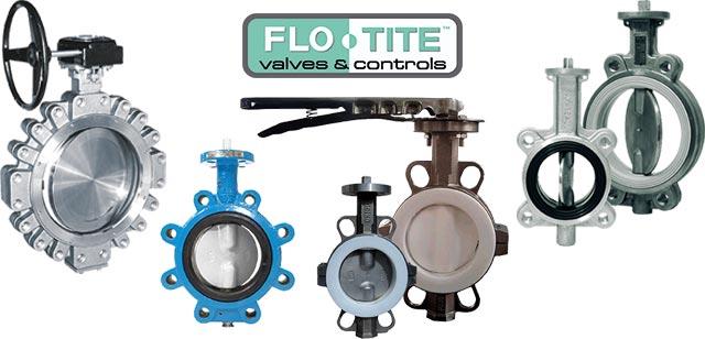 FLO-TITE Valves & Controls produits/products