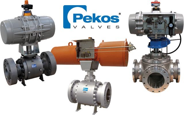 PEKOS VALVES produits/products