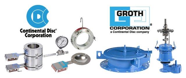 CDC – GROTH – Produits de sécurité