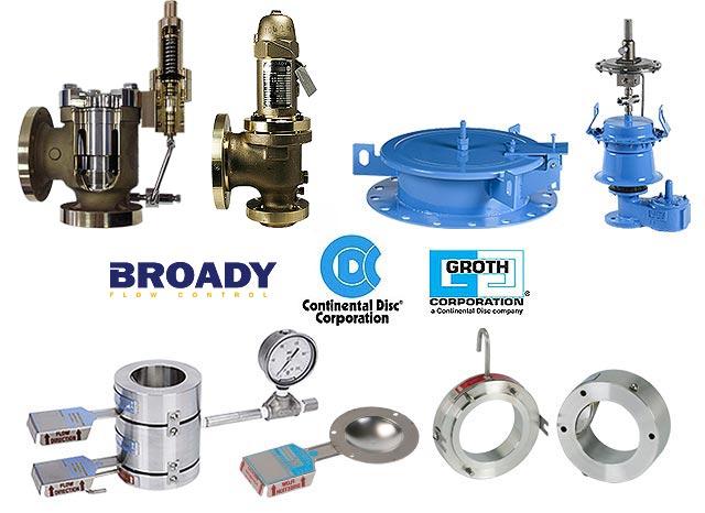 E.P. & S. Engineered Products and Services - soupapes de sûreté et systèmes de sécurité
